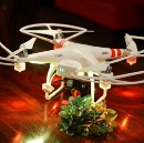Santa, I Want a Drone for Christmas