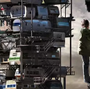 Spielberg revealed the first trailer of 'Ready Player One'
