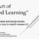 """The Art of """"Speed Learning"""""""