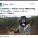 US: Russia Hacked The Evidence Of Chemical Attack In Syria