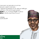DEMOCRACY DAY SPEECH COMMEMORATING THE SECOND ANNIVERSARY OF THE BUHARI ADMINISTRATION, MAY 29…