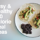 Learning to Food Prep: 6 Easy and Healthy 400 Calorie Meal Ideas