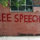 Where Speech is Free But Your Opinions Don't Count
