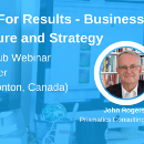 Mapping For Results : Business Architecture and Strategy