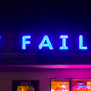 Failure is not a good thing. Stop saying it is.