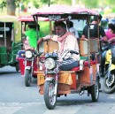 How I learned to read stories. On a rickshaw.