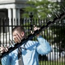 What The White House Fence Jumper Was Doing For An Undetected 17 Minutes
