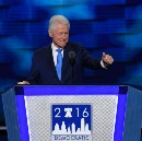 Only the Clintons: Bill's speech was unlike anything we've ever seen
