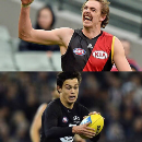 Who's the better Father-Son: Joe Daniher or Jack Silvagni?