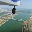 This Is The World's First Aerial 360 Video Of North Korea