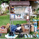 Fun with Free Stores: Anti-Waste Ideas and Actions for Activist BFFs