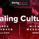 How to Scale Culture at Startup Grind Europe with Derek Andersen & Miguel McKelvey from WeWork