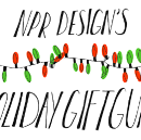 NPR Design's Holiday Gift Guide (…for the designers in your life)
