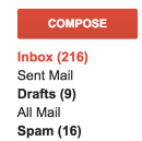Two email lifehacks that I've never read about anywhere