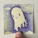 """""""Jelo couldn't help but feel disappointed by purgatory as a ghost, was it really any different from…"""