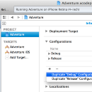 Setting Up Multiple Build Configurations In Your Xcode Project