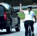 Woman Fired For Flipping Off Trump's Motorcade Receives 453,673 Job Offers