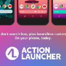 Fully customizable Pixel 2-style dock search box comes to Action Launcher
