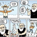 Fred Phelps Goes To Heaven