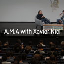 'Ask Me Anything' with Xavier Niel, founder of Free, 42 coding school, Kima, and STATION F