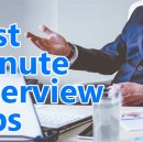 How to Prepare for a Last-Minute Interview
