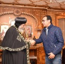 Why I met Pope Tawadros II yesterday ?
