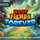 The Launch of BEST FIENDS FOREVER — a game, a network, and a world on your mobile.