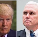Reports Of Shoving Match Between Trump And Pence Has Nation On Edge