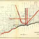 """How Chicago Built its """"Superhighways"""""""