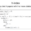 The h-Index Is a Lie: A Bibliography of Truth