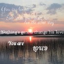 You Are [BE]loved