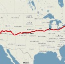 USA Rail Journey: San Francisco to New York City