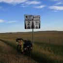 Cycling from the New Mexico Bootheel to Canada, Day Forty: Crawford, Nebraska to Edgemont, South…