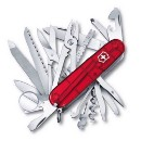 Victorinox Swiss Champ Swiss Army Knife: The only tool you will ever need
