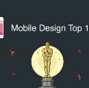 Top 10 Mobile Design Articles for the Past Month. (v.June)