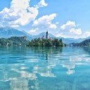 Learning in Lake Bled