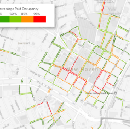 Quantifying parking policy change