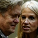 "Bannon, Conway Leaving Trump White House To Work On ""House Of Cards"""