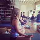 Day in the life: Yoga Teacher Training Day 1