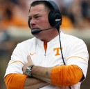 Report: Butch Jones contacted by Oregon State about coaching vacancy
