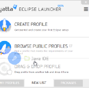 Personalize your Eclipse Profiles Appearance