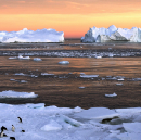 This alarming chart shows the reality of global warming over 100 years