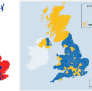 Brexit — a story in maps