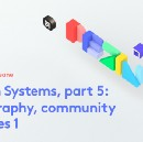 Design Systems, part 5: Typography, community updates 1