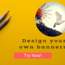 How to create your own banners with limited design skills?