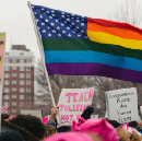 Fascism Came To America Wrapped In A Rainbow Flag And Wearing A Pussyhat