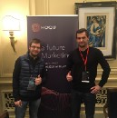 HOQU at the Crypto Finance Conference 18 in St. Moritz