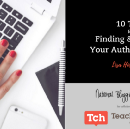 10 Tips for Finding and Crafting Your Authentic Story