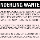 You Say Underling, I Say Overqualified