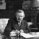 G.K. Chesterton: In Defense of Amateurs